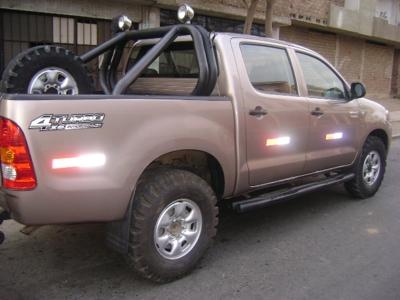 Alquiler de autos y camionetas en Trujillo