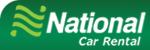 National Car Rental en el Aeropuerto Internacional de Ámsterdam